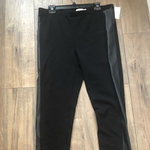 Vice Camuto NWT Women's Black Pants Size Large